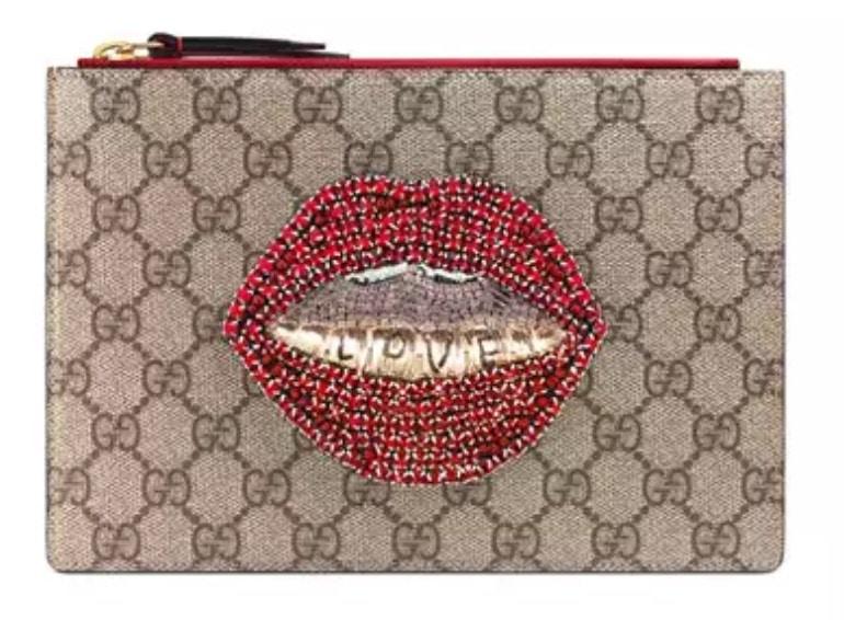 the fashion magpie gucci lips