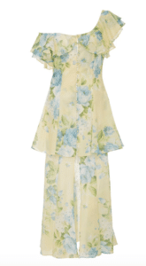The Fashion Magpie Alice McCall Floral Dress