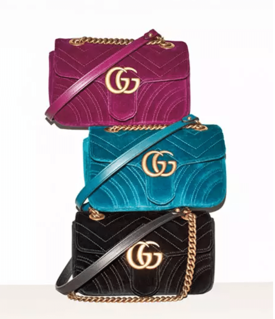 The Fashion Magpie Gucci Marmont Bag