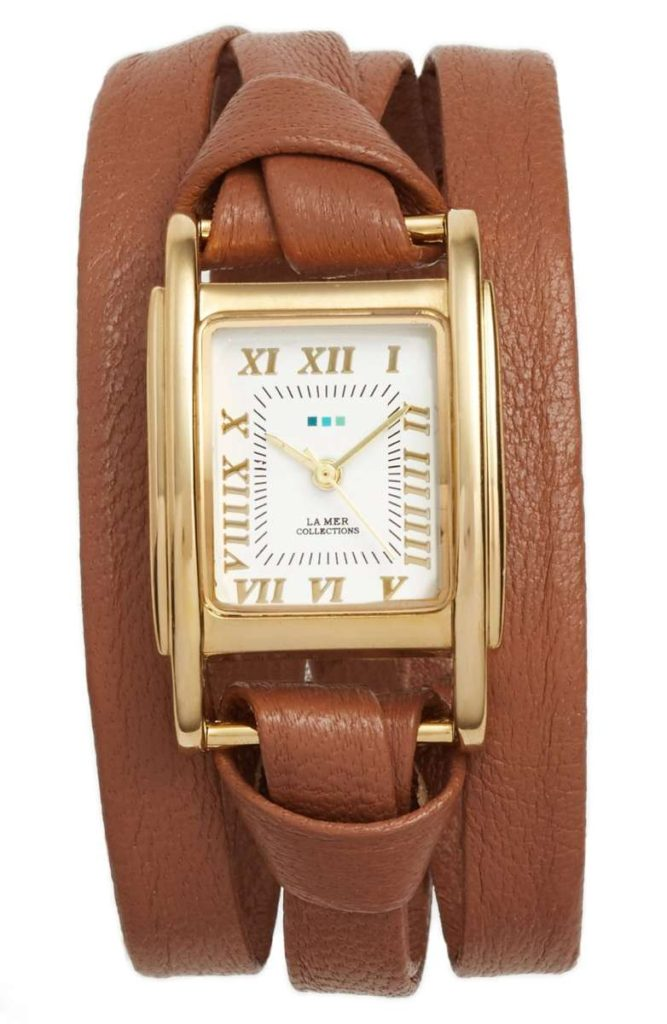 The Fashion Magpie La Mer Wrap Watch
