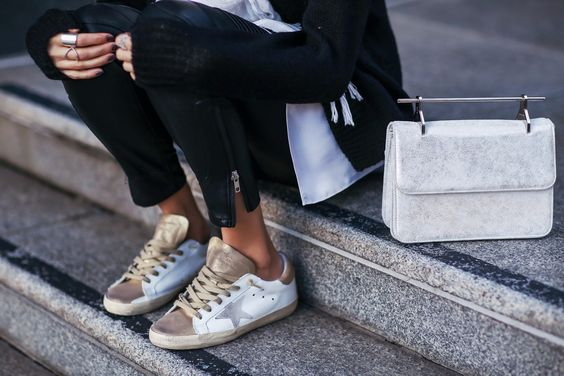 The Fashion Magpie Golden Goose Sneakers