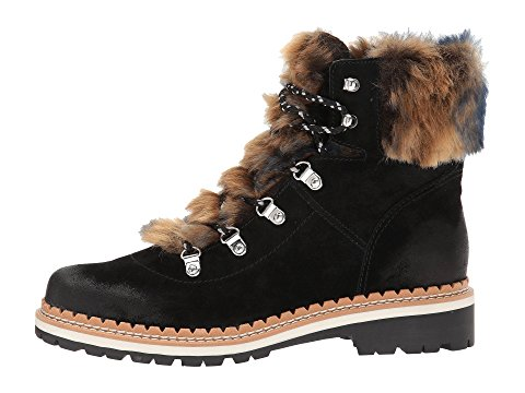 The Fashion Magpie Fur Boots