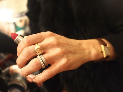 The Fashion Magpie Rings