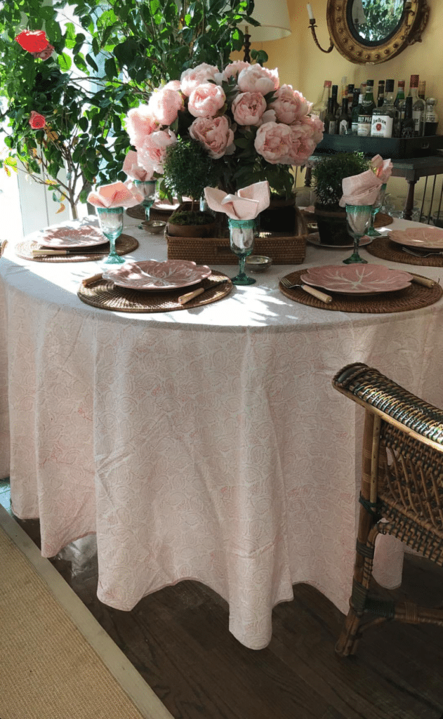 The Fashion Magpie India Amory Table Linens 2