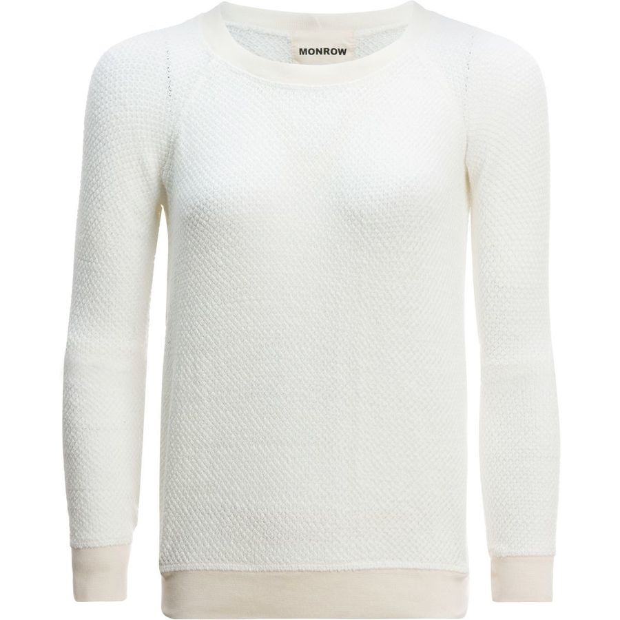 The Fashion Magpie Monrow Sweater
