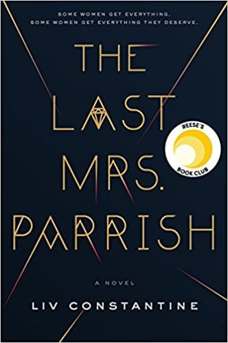 The Fashion Magpie The Last Mrs Parrish