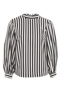 The Fashion Magpie Striped Blouse