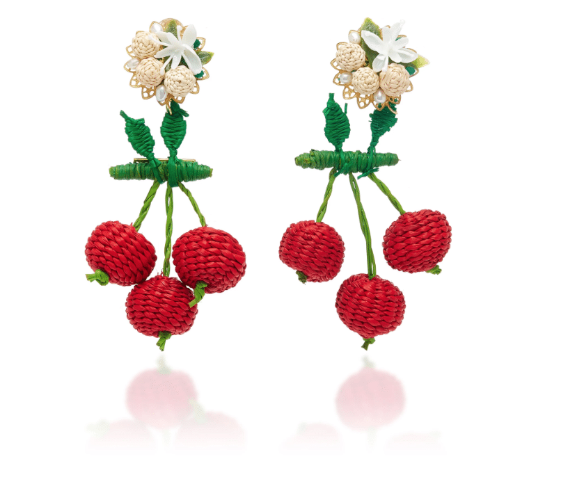 The Fashion Magpie Mercedes Salazar Earrings