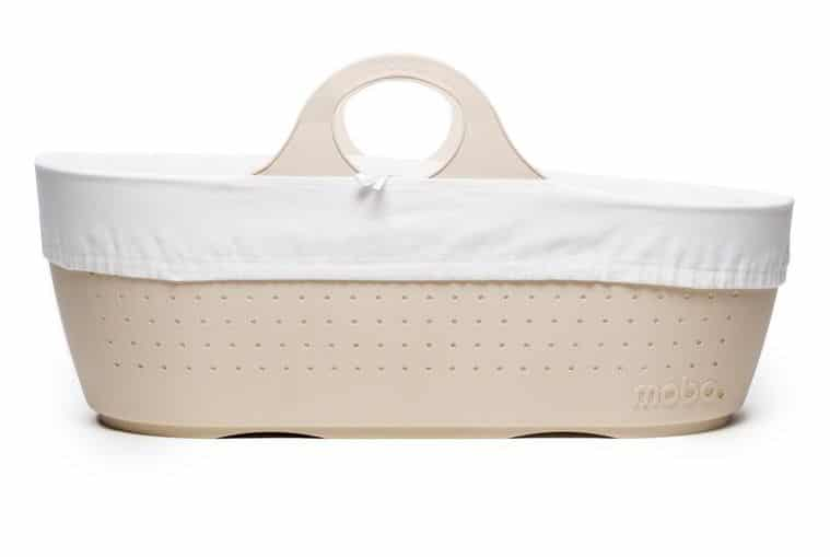 the fashion magpie moba infant moses basket