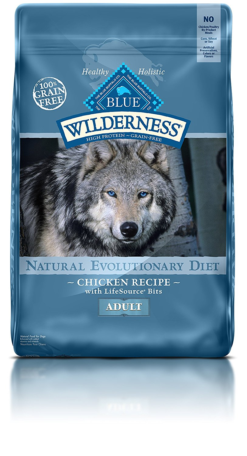The Fashion Magpie Blue Wilderness Dog Food
