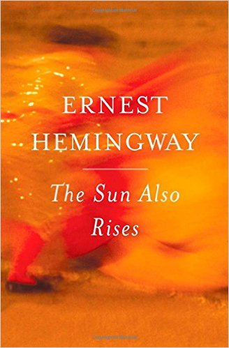 The Fashion Magpie Hemingway The Sun Also Rises