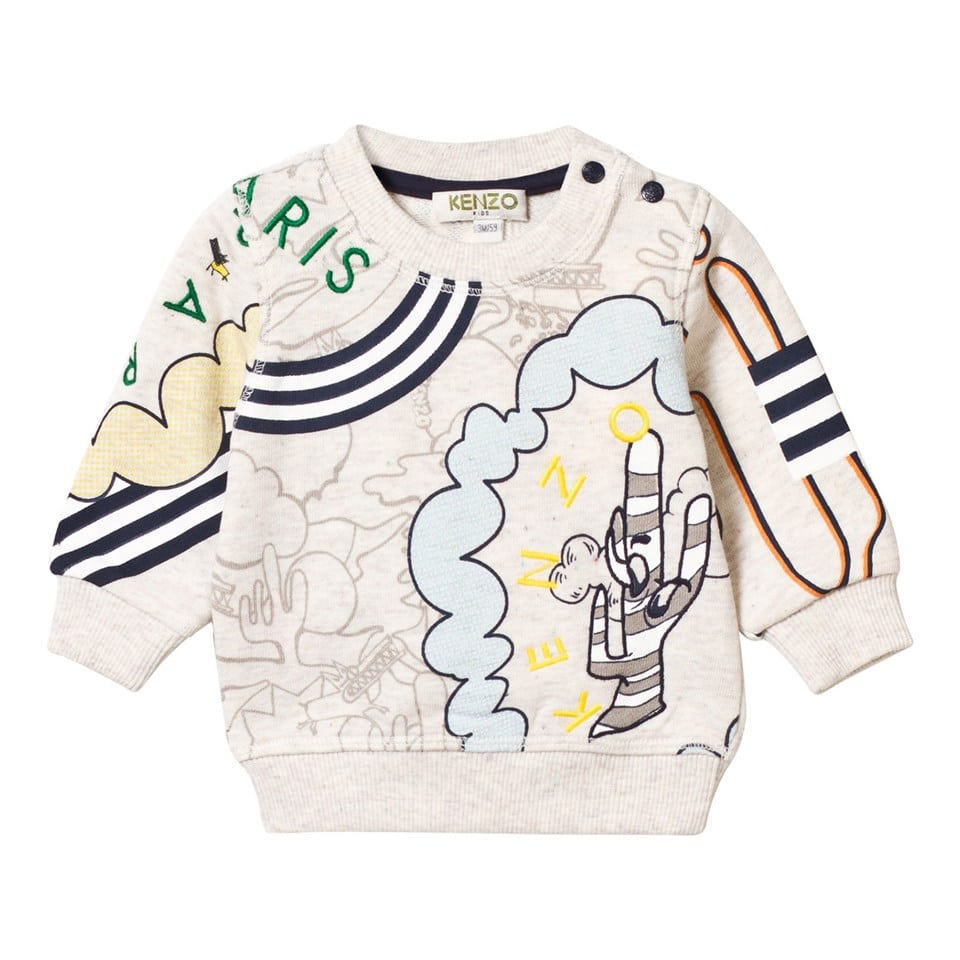 The Fashion Magpie Kenzo Infant Sweatshirt