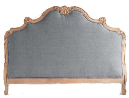 THe Fashion Magpie Arched Headboard