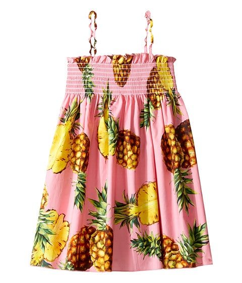 The Fashion Magpie D + G Kids Pineapple Print Dress