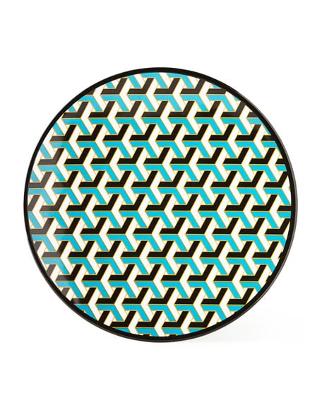 The Fashion Magpie Jonathan Adler Melamine Plate 2