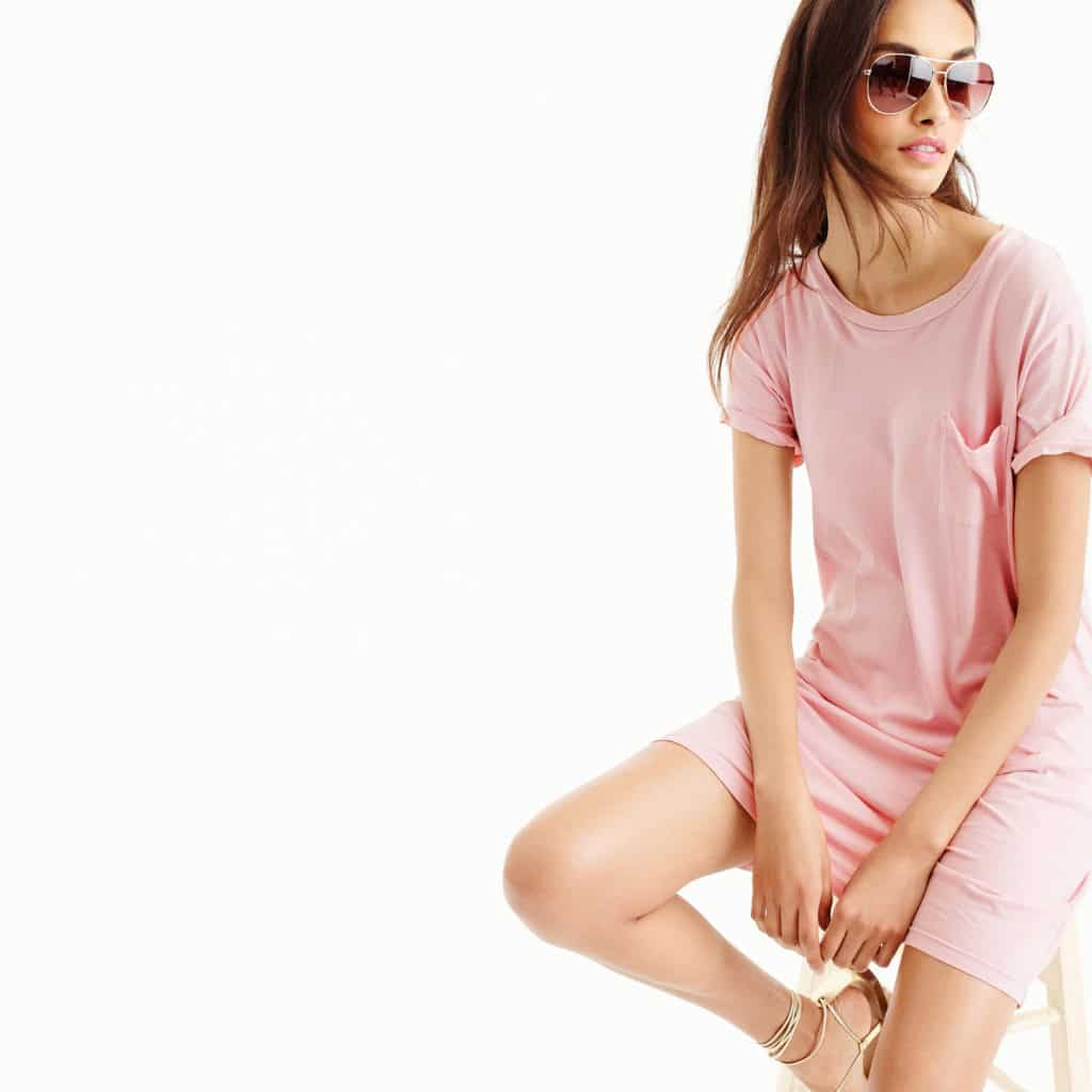 The Fashion Magpie T Dress 1