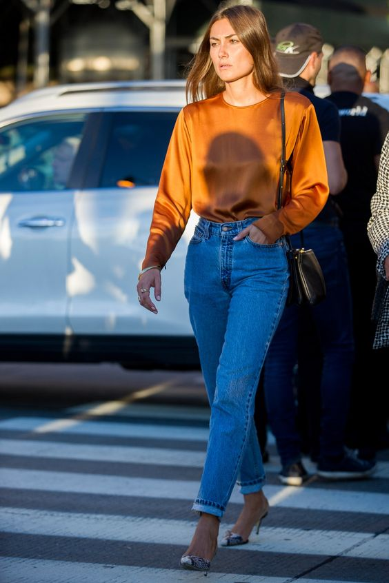 The Fashion Magpie Mom Jeans Street Style 2