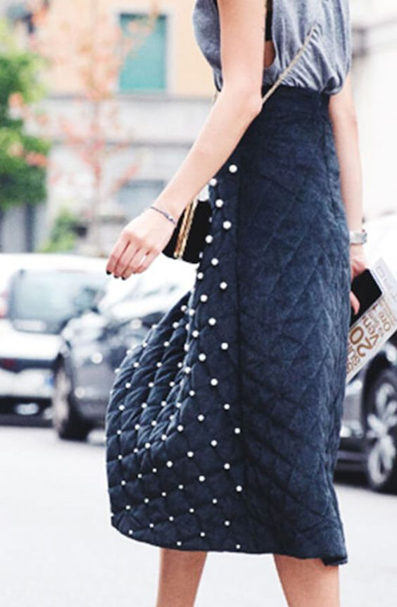 The Fashion Magpie Pearl Embellished Street Style 2