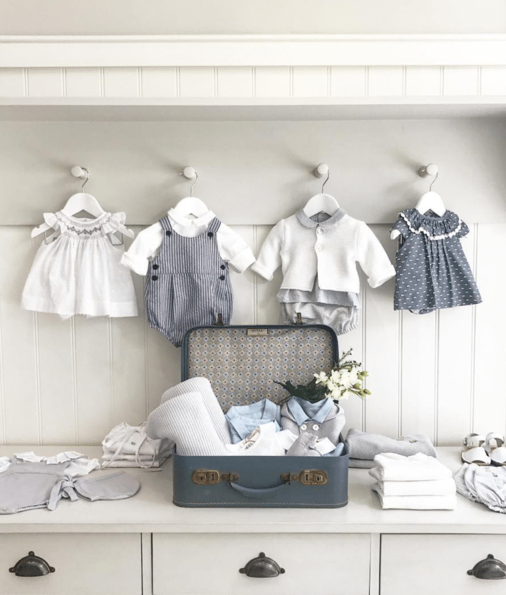 The Fashion Magpie Special Occasion Baby Style