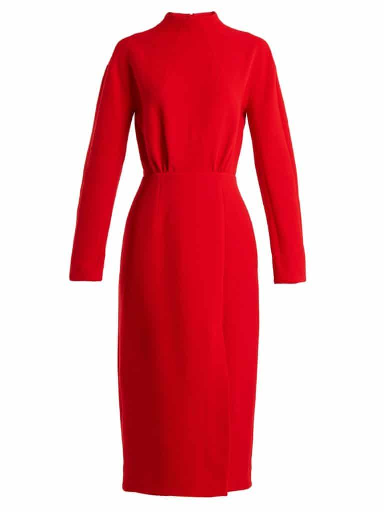 The Fashion Magpie Emilia Wickstead Dress