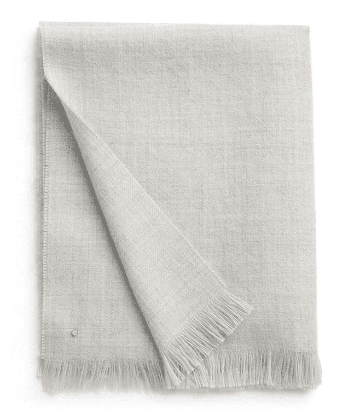 The Fashion Magpie Scarf Gray