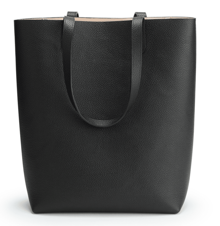 The Fashion Magpie Cuyana Structured Tote 1