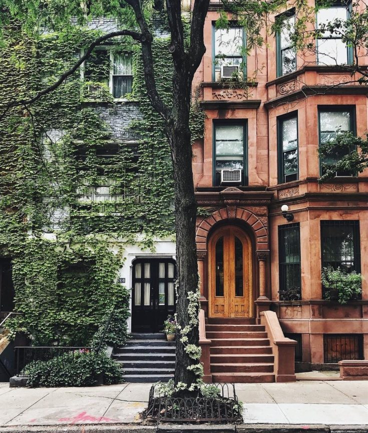upper west side new york brownstone