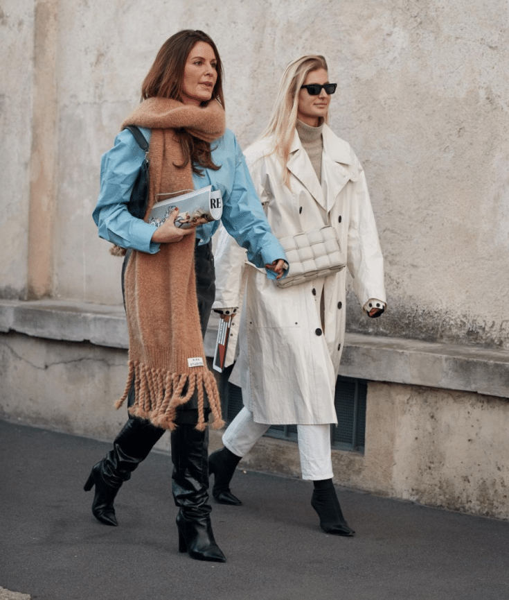 fall accessories street style