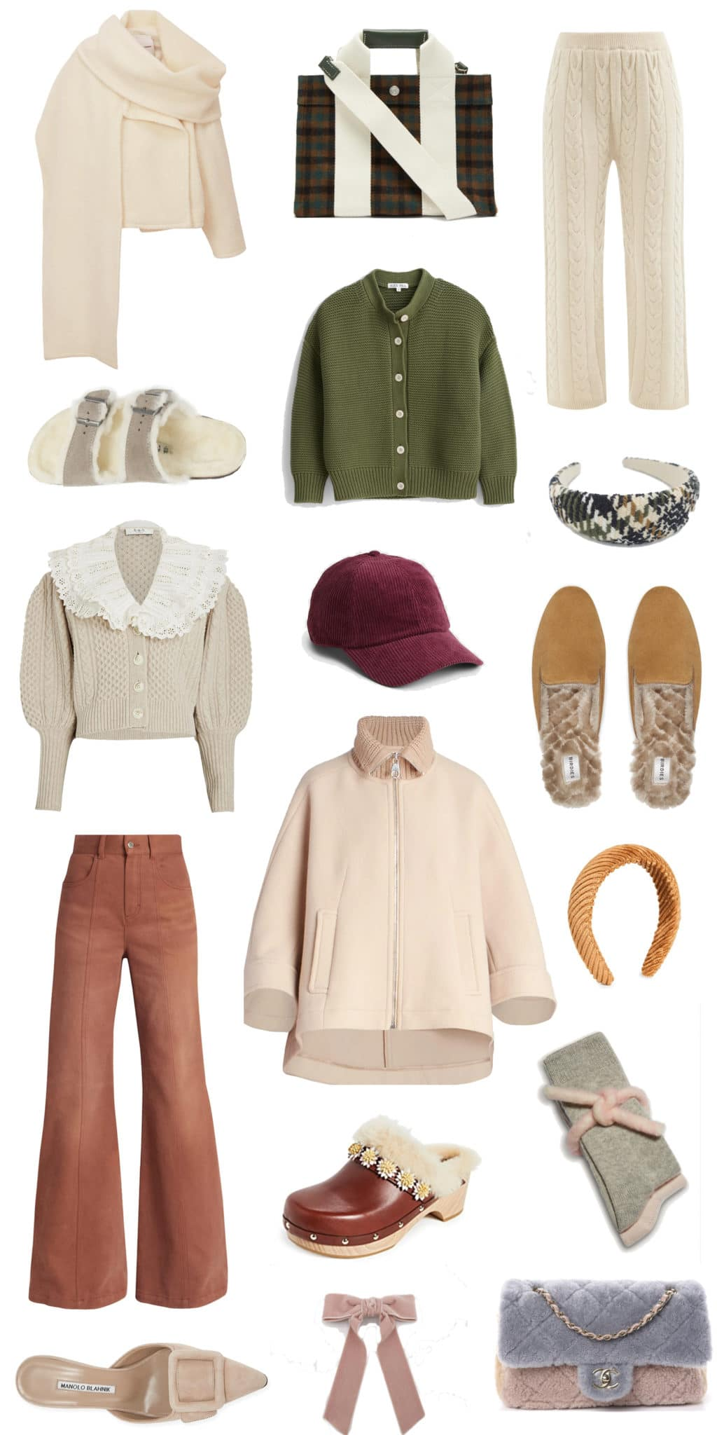 chic fall textures 2021